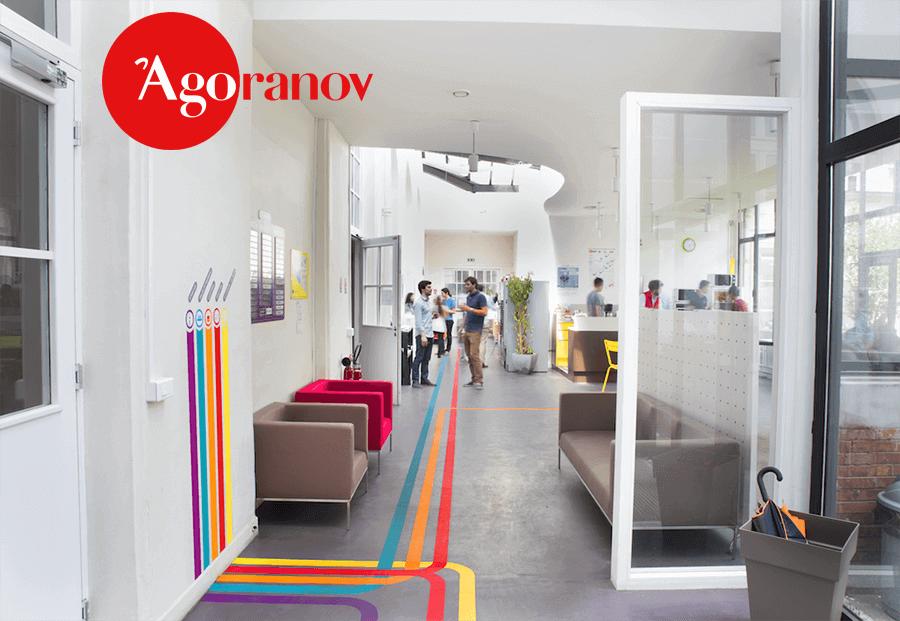 Orosound chez l'incubateur de startup à Paris Agoranov