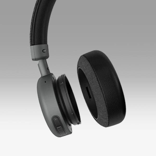 casque made in france tilde pro - coussinets interchangeables